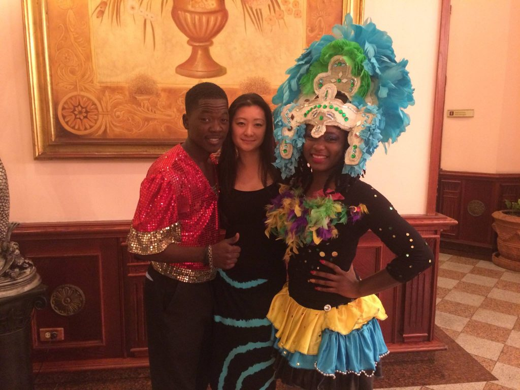 Jennifer-Yang-Bahamas-Show-Night-1024x768 VMC Media Staff in Bahamas
