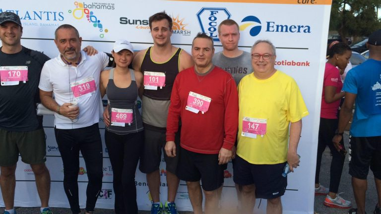 VMC-Media-race-for-the-Cure-with-John-Marraffino-Jennifer-Yang-Kevin-Brault-Ryan-Lindsay-768x432 VMC Media Staff in Bahamas