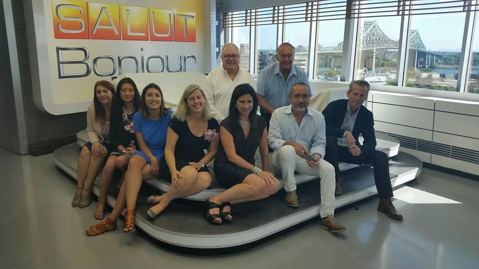 VMC-Media-John-Marraffino-Kevin-Brault-Jennifer-Yang-Pierre-Bourrassa-Sunwing-Bonjour-Quebec Sunwing