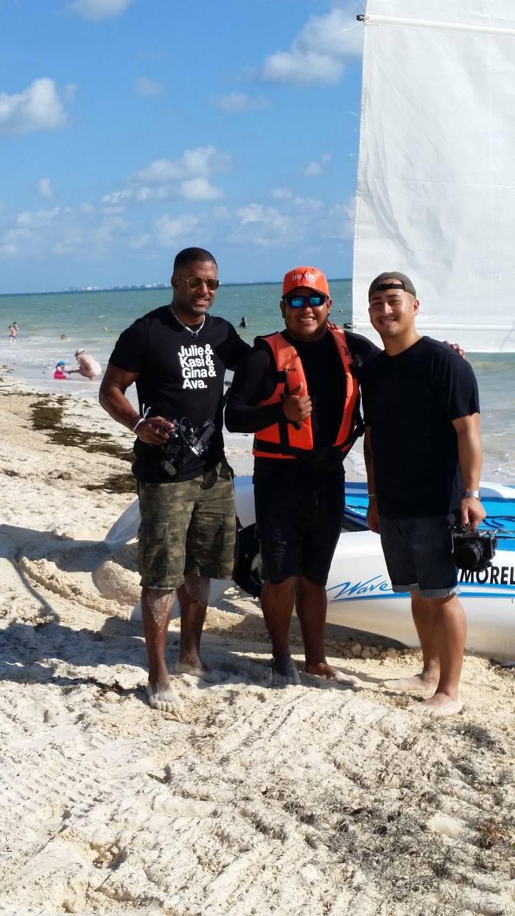 VMC-Media-CBC-The-Goods-Royalton-Cancun-Catamaran CBC The Goods with Sunwing (Cancun)