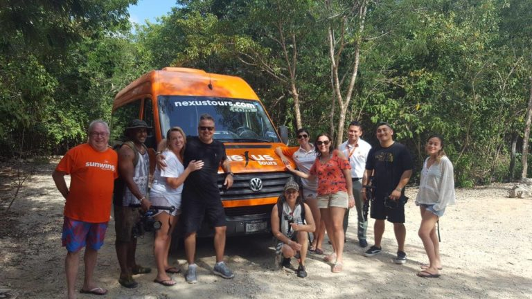 VMC-Media-CBC-The-Goods-Royalton-Cancun-Touring-Kevin-Brault-Sunwing-768x432 CBC The Goods with Sunwing (Cancun)