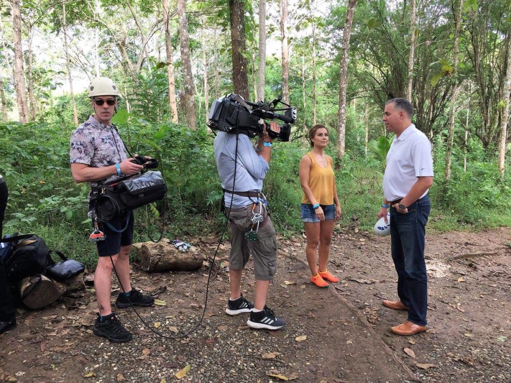 VMC-Media-CTV-Your-Morning-Jamaica-Filming-in-the-jungle-1024x768 CTV Your Morning with Sunwing