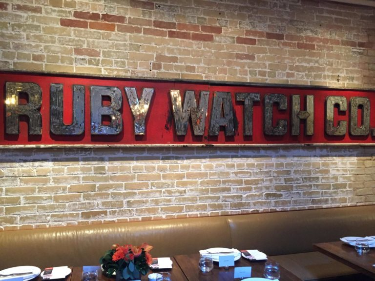 VMC-Media-Sunwing-Ruby-Watchco-Cafe-Sign-768x576 Sunwing Ruby WatchCo