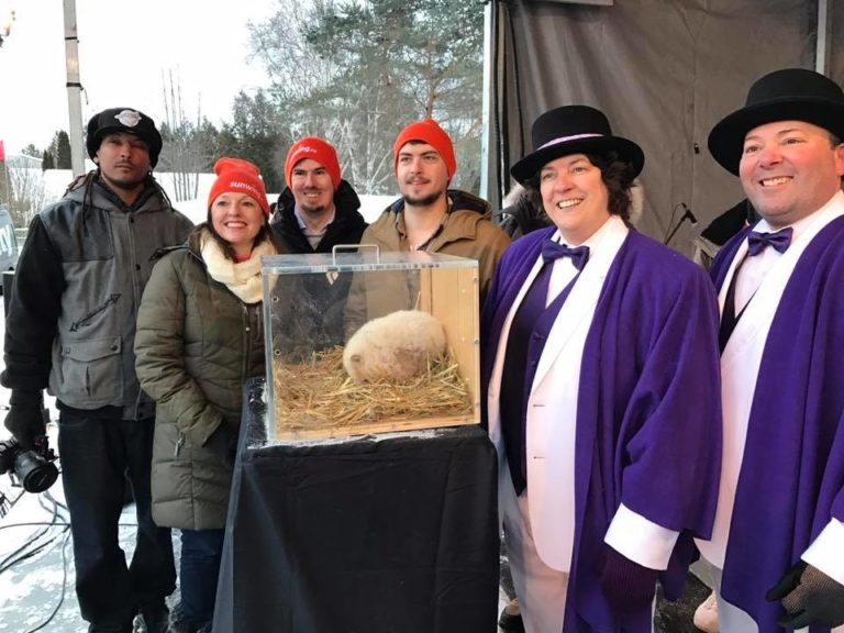 VMC-Media-Sunwing-Wiarton-Willie-Festival-Groundhog-768x576 Wiarton Willie Festival