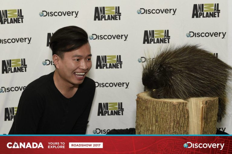 VMC-Media-John-Marraffino-Albert-Liu-Discovery-Channel-Presentation-Porcupine-768x512 Discovery Presentation