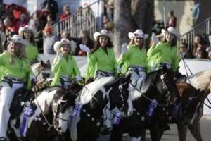 VMC-Media-Giti-Pasadena-California-2018-Horse-Riders-300x200 GITI tires sponsors the Rosebowl parade in Pasadena California 2018