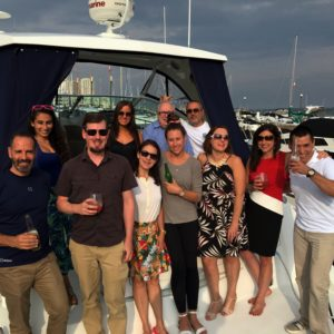 VMC-Media-John-Marraffino-Kevin-Brault-Faye-Tierney-Jacqueline-Grossman-Sunwing-Sell-Off-Boat-300x300 Boat Night with Sunwing & Sell Off Vacations